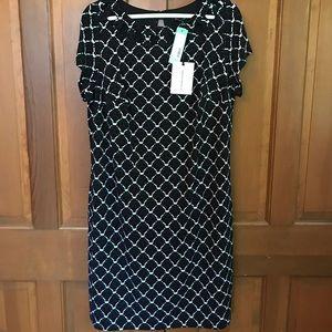 Brand new geometric dress